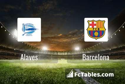 Anteprima della foto Alaves - Barcelona