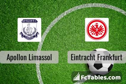 Preview image Apollon Limassol - Eintracht Frankfurt