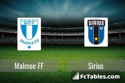 Preview image Malmoe FF - Sirius