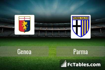 Podgląd zdjęcia Genoa - SSD Parma