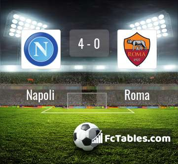 Preview image Napoli - Roma
