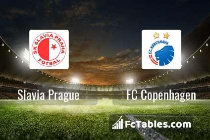 Preview image Slavia Prague - FC Copenhagen