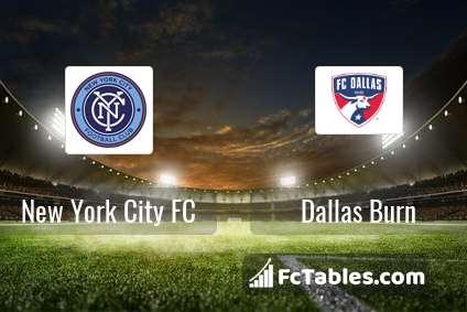 Anteprima della foto New York City FC - Dallas Burn