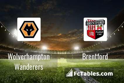 Preview image Wolverhampton Wanderers - Brentford
