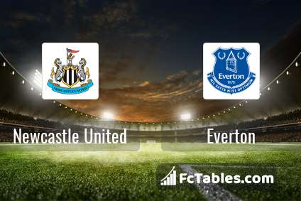 Newcastle United Everton H2H