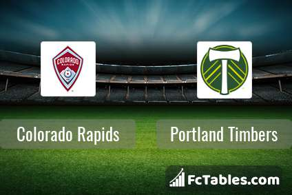 Preview image Colorado Rapids - Portland Timbers