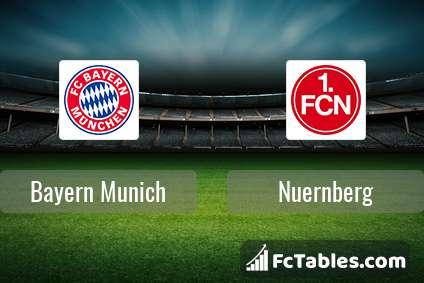 Preview image Bayern Munich - Nuernberg