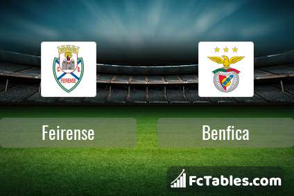Preview image Feirense - Benfica