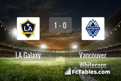 Podgląd zdjęcia LA Galaxy - Vancouver Whitecaps