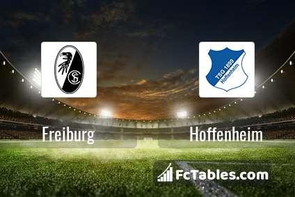 Preview image Freiburg - Hoffenheim