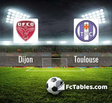 Preview image Dijon - Toulouse