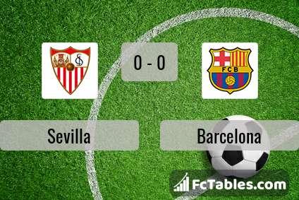 Preview image Sevilla - Barcelona