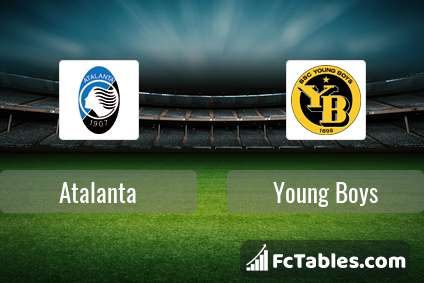 Preview image Atalanta - Young Boys