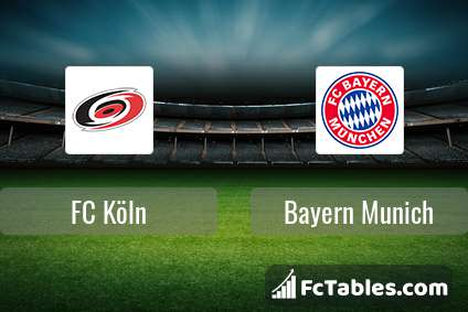 Anteprima della foto FC Köln - Bayern Munich