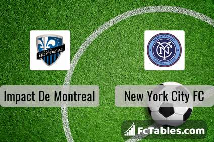 Preview image Impact De Montreal - New York City FC