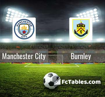 Preview image Manchester City - Burnley
