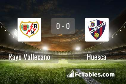 Preview image Rayo Vallecano - Huesca