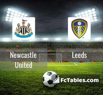 Preview image Newcastle United - Leeds