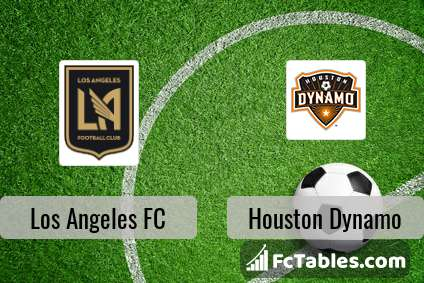 Preview image Los Angeles FC - Houston Dynamo
