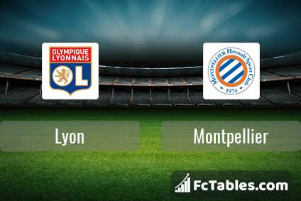 Preview image Lyon - Montpellier