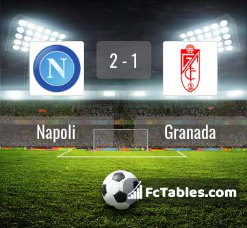 Preview image Napoli - Granada