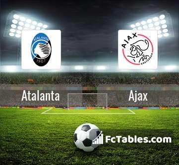 Anteprima della foto Atalanta - Ajax
