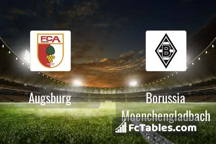 Preview image Augsburg - Borussia Moenchengladbach