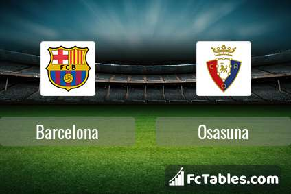 Preview image Barcelona - Osasuna