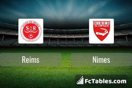 Preview image Reims - Nimes