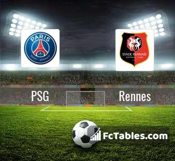 Anteprima della foto PSG - Rennes