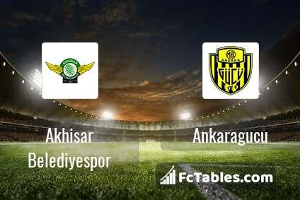 Preview image Akhisar Belediyespor - Ankaragucu