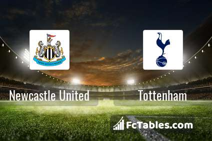 Preview image Newcastle United - Tottenham