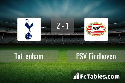 Preview image Tottenham - PSV Eindhoven