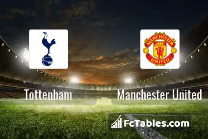 Podgląd zdjęcia Tottenham Hotspur - Manchester United