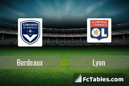 Preview image Bordeaux - Lyon