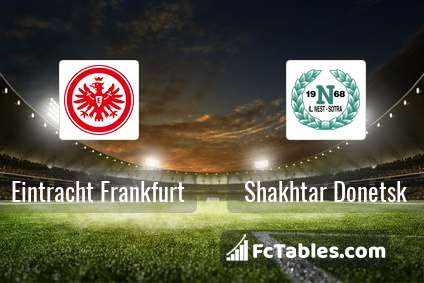 Preview image Eintracht Frankfurt - Shakhtar Donetsk