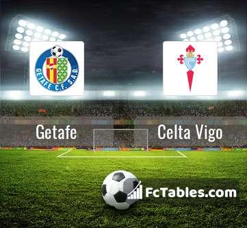 Anteprima della foto Getafe - Celta Vigo