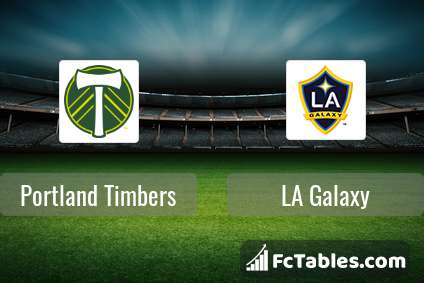 Preview image Portland Timbers - LA Galaxy