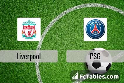 Preview image Liverpool - PSG