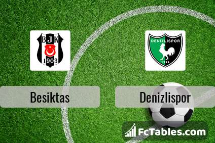 Preview image Besiktas - Denizlispor