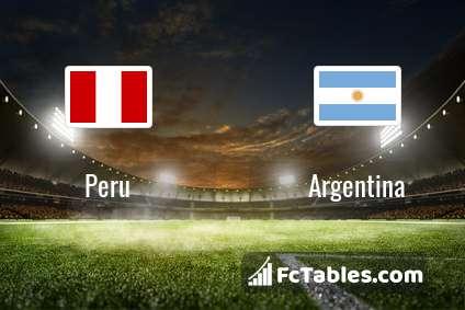 Podgląd zdjęcia Peru - Argentyna
