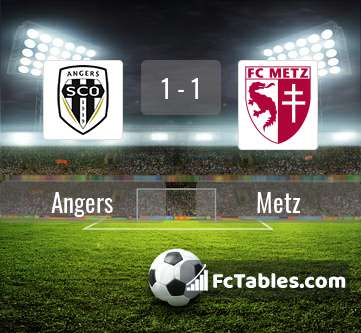 Preview image Angers - Metz