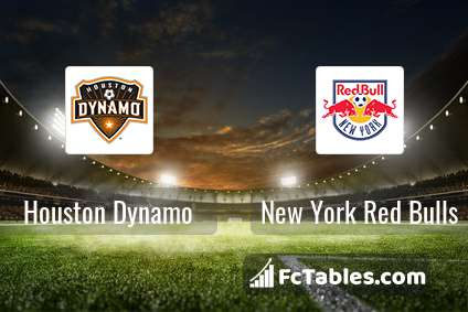 Anteprima della foto Houston Dynamo - New York Red Bulls