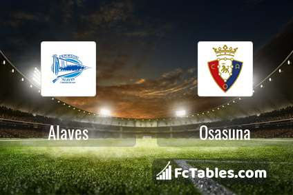 Preview image Alaves - Osasuna
