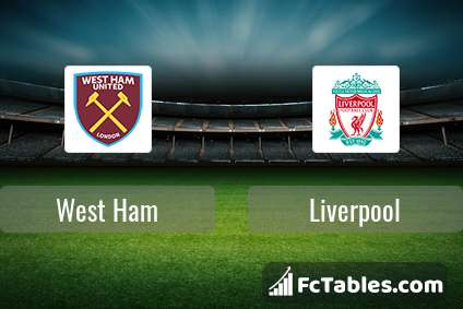 Preview image West Ham - Liverpool