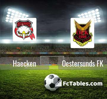 Preview image Haecken - Oestersunds FK