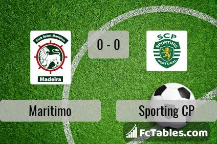 Preview image Maritimo - Sporting CP