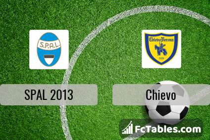 Preview image SPAL 2013 - Chievo