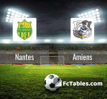 Preview image Nantes - Amiens