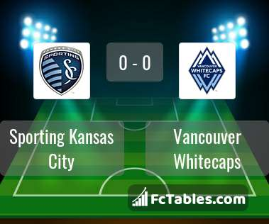 Podgląd zdjęcia Sporting Kansas City - Vancouver Whitecaps